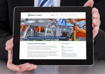 Ace Technologies Website